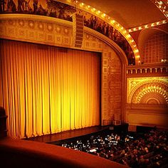 Auditorium #Theatre #Chicago fan photo.  Tickets and theatre info at http://atru.org/XsSr22