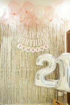 21st birthday backdrop 21 birthday diy backdrop background
