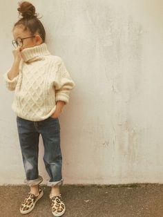 b12f465f38a0 micoo|mio notis for KIDS のスニーカーを使ったコーディネート. Kid StylesGirls Fashion ...