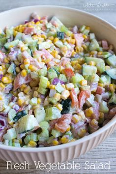 The Best Summer Salad Recipes | Wishes and Dishes