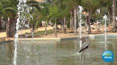 Parque de les Basetes en Denia. Costablanca de Alicante http://www.hellodenia.com/