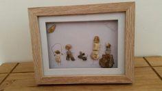 "Pebble art, ""Motherhood"", £12.50"