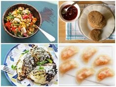 A homemade dim sum feast; a corn, tomato, and feta salad to celebrate the end of summer; grilled cabbage, three ways; and more: here's your weekend inspiration from Serious Eats!