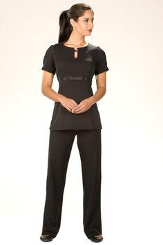 1000 images about chaquetillas uniformes on pinterest for Spa uniform amazon