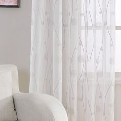 New Embroidered White Sheer Curtains for Living Room Bedroom Abstract Pattern Window Tulle Kitchen Small Window Curtains Drapes Small Window Curtains, White Sheer Curtains, Voile Curtains, Cheap Curtains, Small Windows, Ceiling Installation, Curtain Patterns, Living Room Bedroom, Abstract Pattern