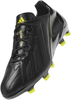 24c8980ba8d8 Another black speed boot? Monsieur adidas, you are spoiling us! Check out  the Black / Electricity adiZero, here.