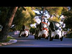 Introducing TOYOTA i-ROAD Personal Mobility Vehicle