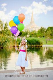 Stephanie Foster Photography: Chloe Turns 8!