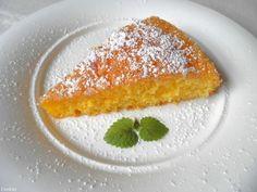 Das perfekte Puddingkuchen mit Zitrone-Rezept mit Bild und einfacher Schritt-für-Schritt-Anleitung: Eier mit Öl, Zucker und Salz cremig…