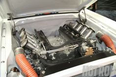 1965 Steve Strope Mustang Pure Vision FORD LOTUS Indy Engine 650x433 photo