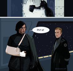 Kasiopea Star Wars