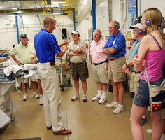 PING's world headquarters are located in Phoenix, and golf nuts can go behind the scenes with a factory tour.