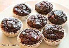 chocolademuffins suikervrij