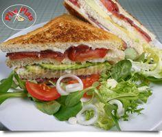Entre pan y pan o como disfrutar de sándwiches originales!! | Cocinar en casa es facilisimo.com