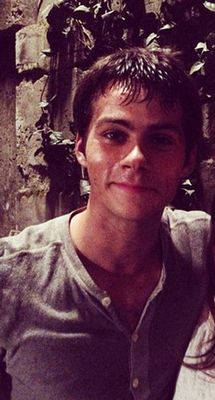 Dylan O'Brien - oh he is so perfect as Thomas :)))