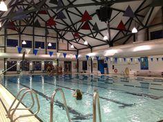 The Big Pool at Fernie Aquatic Centre