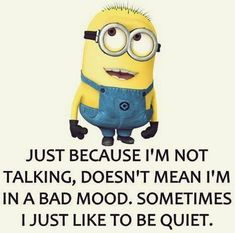 Random Funny minions images with captions PM, Monday September 2015 PDT) - 10 pics - Minion Quotes Minion Photos, Minions Images, Minions Quotes, Minion Sayings, Minions Pics, Giada De Laurentiis, Sunday Quotes Funny, Funny Quotes, Minion Names