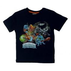 Tee-shirt Skylanders - bleu marine