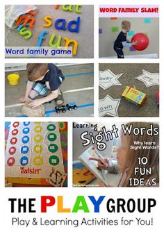 50+ Early Literacy Activities