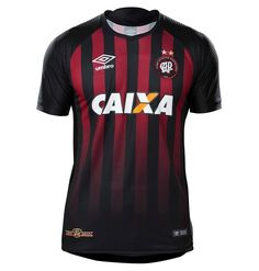 63d416989c0 Atletico Paranaense 17/18 home Football Shirts, Soccer, Club, Hs Football,