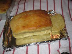 Tupperware Bread