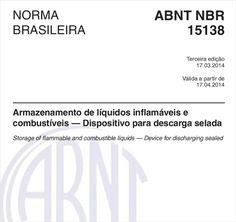 NBR15138 de 03/2014