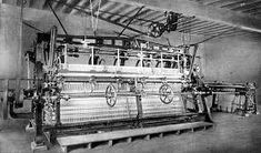 Leaver's lace machine