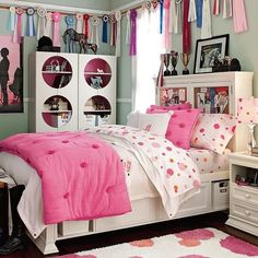 Teen Girl Bedrooms - A pretty display of teen girl room images. Must see eye pleasing idea reference 1034185694 Horse Themed Bedrooms, Bedroom Themes, Home Decor Bedroom, Bedroom Ideas, Horse Bedrooms, Themed Rooms, Bedroom Rustic, Cozy Bedroom, Bedroom Apartment