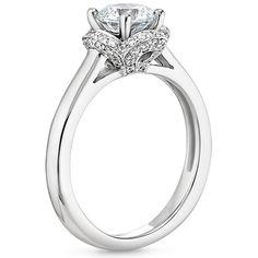 The Fleur Diamond Ring