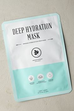 Kocostar Deep Hydration Mask #anthropologie