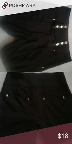 Sailor style shorts Lovely shorts fit to size larger 4 gorgeous cotton and very breathable awesome to wear under a short dress or skirt or just to wear ass also perfect for the gym too!! Sans Souci Shorts