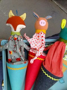 Nifty Kidstuff: Puppets