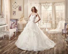 Wedding Dress Nicole  NIAB16079 2016