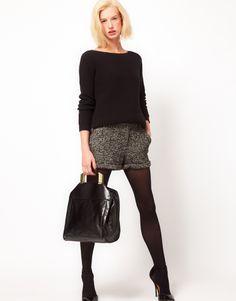 ASOS Tweed Shorts