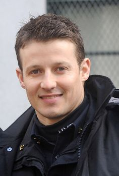 Will Estes...so handsome and the sweetest guy!