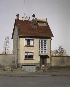 Dachwohnung by Frank Hunert