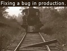 Fixing a bug in production..- skillprogramming.com