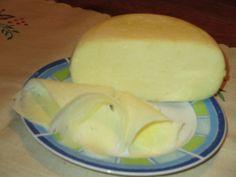 Tažený Homemade Cheese, Kefir, Honeydew, Appetizers, Fruit, Recipes, Straws, Recipies, Appetizer