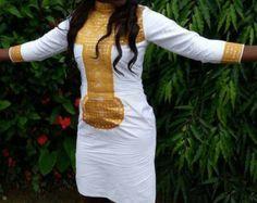 Vêtements africain / vêtements haut et pantalon par AnActingAfrica