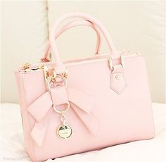 Light pink purse