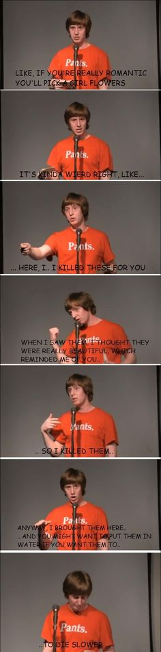 Never giving flowers to girls  - funny pictures #funnypictures