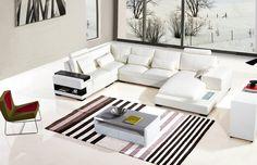 Sectional Sofa at LA Furniture Store in Los Angeles, CA 90058. www.lafurniturestore.com