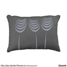 Rest your head on one of Zazzle's Lilac decorative & custom throw pillows. Grey Pillows, Floral Throw Pillows, Colorful Pillows, Decorative Throw Pillows, Floral Curtains, Floral Rug, Floral Design, Art Flowers, Flower Art