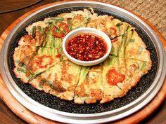 Padjion, Korean Food