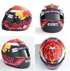 Max Verstappen 2017 bucket
