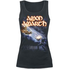 I also love band shirts. Such as this one! Amon Amarth is an awesome band. I want this shirt.
