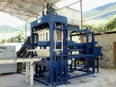 DESCRIPTION Reva Engineering Enterprises is one of the leading manufacturers and traders of Fully Auto Brick Plant RT Production Unit. The proffered machines comprise. Fly Ash Bricks, Concrete Bricks, Industrial Machine, Trading Company, India, Plants, Engineering, Goa India, Mechanical Engineering
