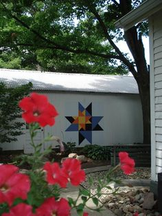 Barn Quilts and the American Quilt Trail