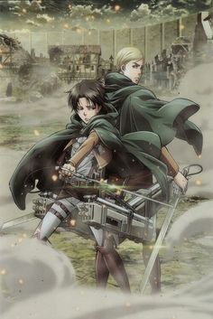 ''Even if this is all a mistake, we will continue based on the values and the logic that we believe in.'' - Erwin & Levi
