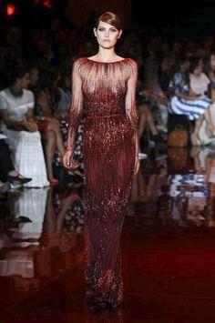Elie Saab - Autunno-Inverno 2013-2014 Alta Moda - Parigi - Moda - Elle